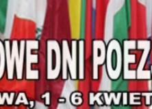 XIV ŚWIATOWY DZIEŃ POEZJI UNESCO – WARSZAWA 2014