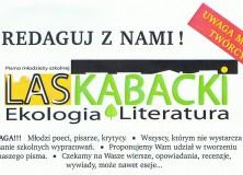 """""""LAS KABACKI""""  – NOWE PISMO  MŁODZIEŻY SZKOLNEJ"""